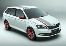 Accessories to productДекоративная накладка (пленка) Fabia III Combi