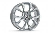 Accessories to product Легкосплавный диск Octavia A7 R19 XTREM silver