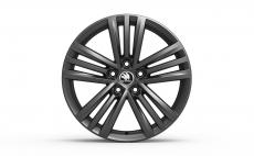 Accessories to productЛегкосплавный диск Octavia A7 / Superb II R18 TRINITY anthracite