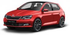 Accessories to car fabia-3