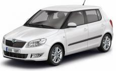 Accessories to car fabia