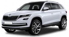 Accessories to car kodiaq