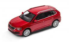 Accessories to product Модель SKODA Kamiq 1:43 Red
